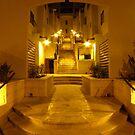 Stairway by Lior Goldenberg