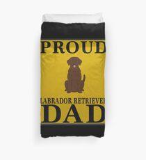 Funda nórdica  Proud Labrador Retriever Dad - Gift For Owner Of A Labrador Retriever