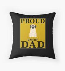 Cojín de suelo  Proud Mastiff Dad - Gift For Owner Of A Mastiff