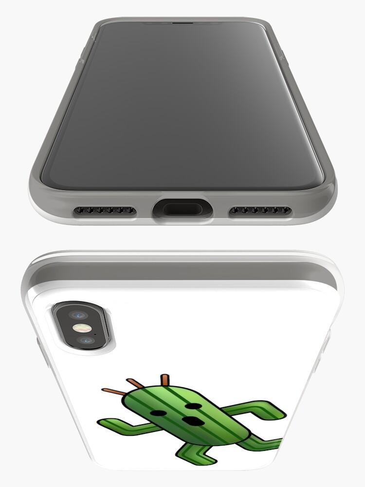 Alternative Ansicht von Taschencactuar finale Fantasie iPhone-Hüllen & Cover