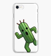 pocket cactuar final fantasy iPhone Case/Skin