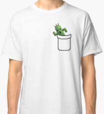 pocket cactuar final fantasy Classic T-Shirt