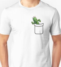 pocket cactuar final fantasy T-Shirt