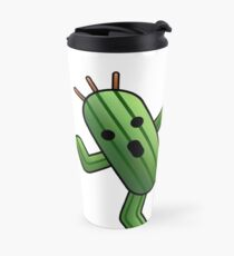 pocket cactuar final fantasy Travel Mug