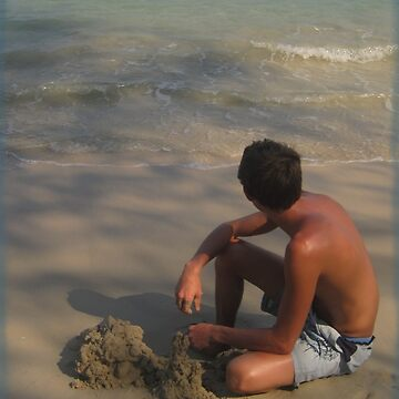 Sandcastle Dreaming by DAdeSimone