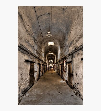Cell Block #1 Photographic Print