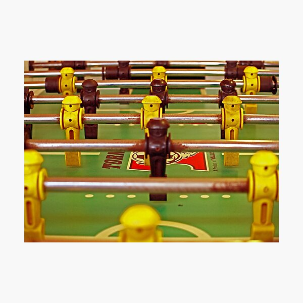 Game On Photographic Print