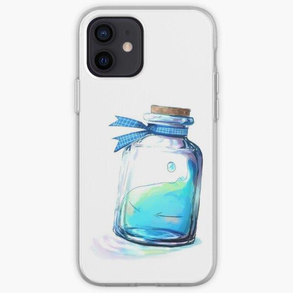 Rimuru in a glass iPhone Soft Case