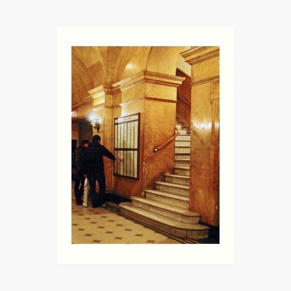 Golden Arches Redux Art Print