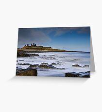 Dunstanburgh Castle - Northumberland Coast Greeting Card
