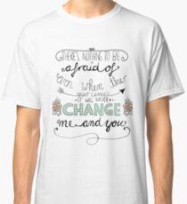 Night Changes Classic T-Shirt