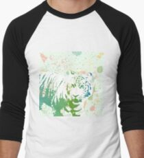 Am I that Tigers Lunch? Baseball ¾ Sleeve T-Shirt