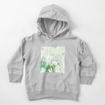 Am I that Tigers Lunch? Toddler Pullover Hoodie