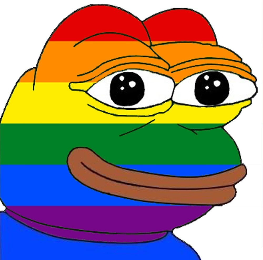 Rare Equality Pepe! by astralgabriel