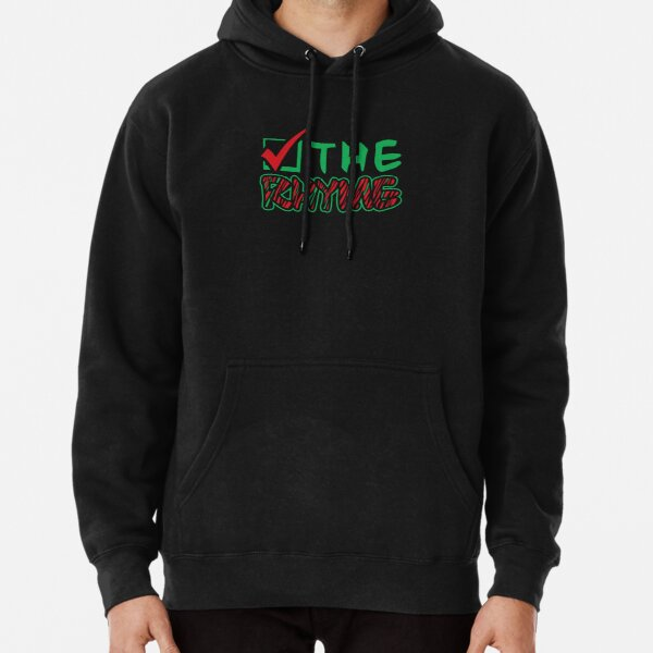 Check the Rhyme Pullover Hoodie