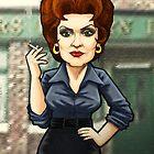 Elsie Tanner by pickledjo