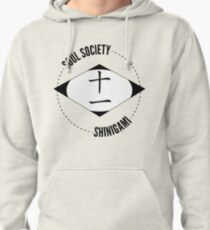 Member of 11th squad - Bleach Pullover Hoodie
