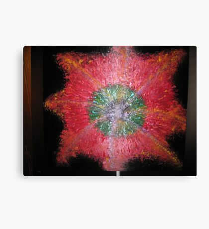 Abyss Creature Canvas Print