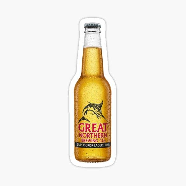Great Northern beer Sticker