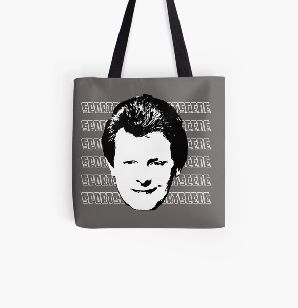 Dougie Donnelly - Sportscene All Over Print Tote Bag