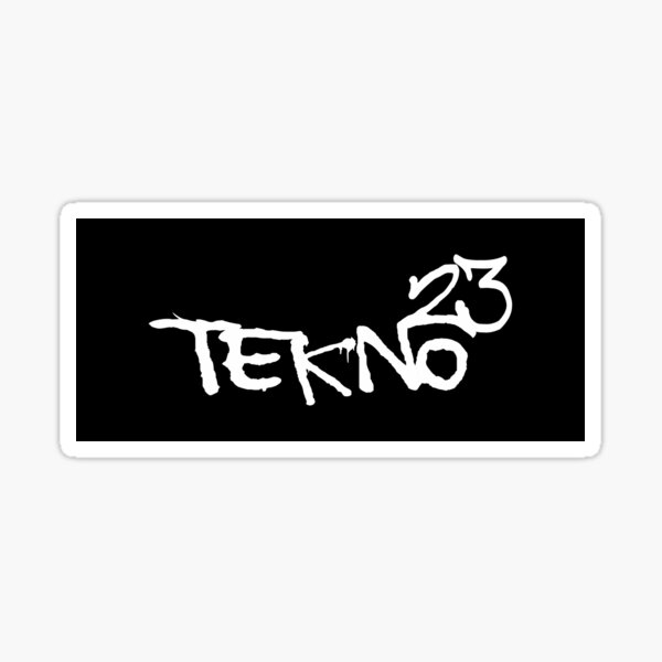 2323054 - Tekno 23 Tekno 23 Sticker