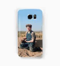 Playing on a Dune Samsung Galaxy Case/Skin