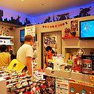 Shopping in Tokyo by yiska