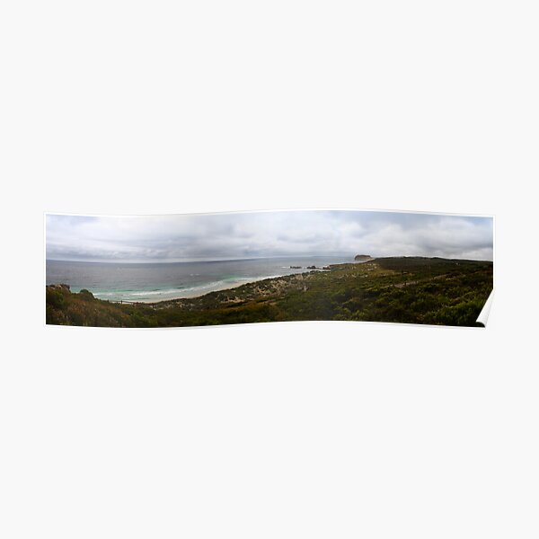 Seal Bay, Kangaroo Island. Poster