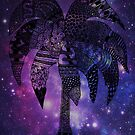 Space Palm Tree by tropicalsamuelv