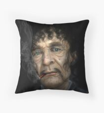 Pancho The Bandito Throw Pillow