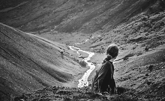 Icelandic Valley 2 by Marsstation