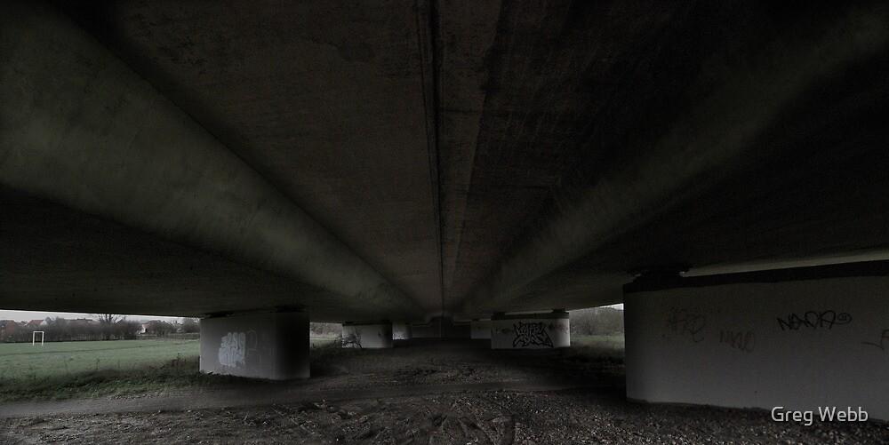 Under the Bridge by Greg Webb