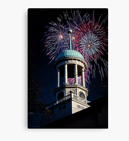 Celebrate Bethlehem Canvas Print