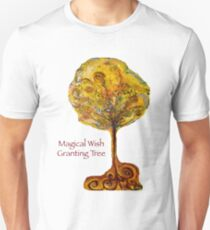 Magical Wish Granting Tree T-Shirt