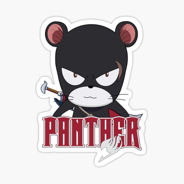 PantherLily Sticker