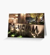 The Langham Greeting Card