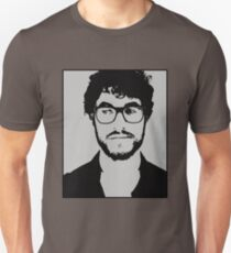 Darren with beard and glasses Unisex T-Shirt