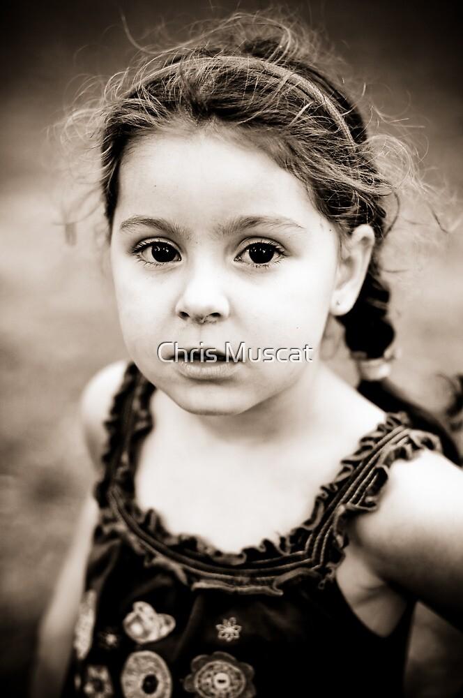 Kaylee Sepia by Chris Muscat