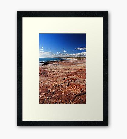 Kalbarri  - Western Australia  Framed Print