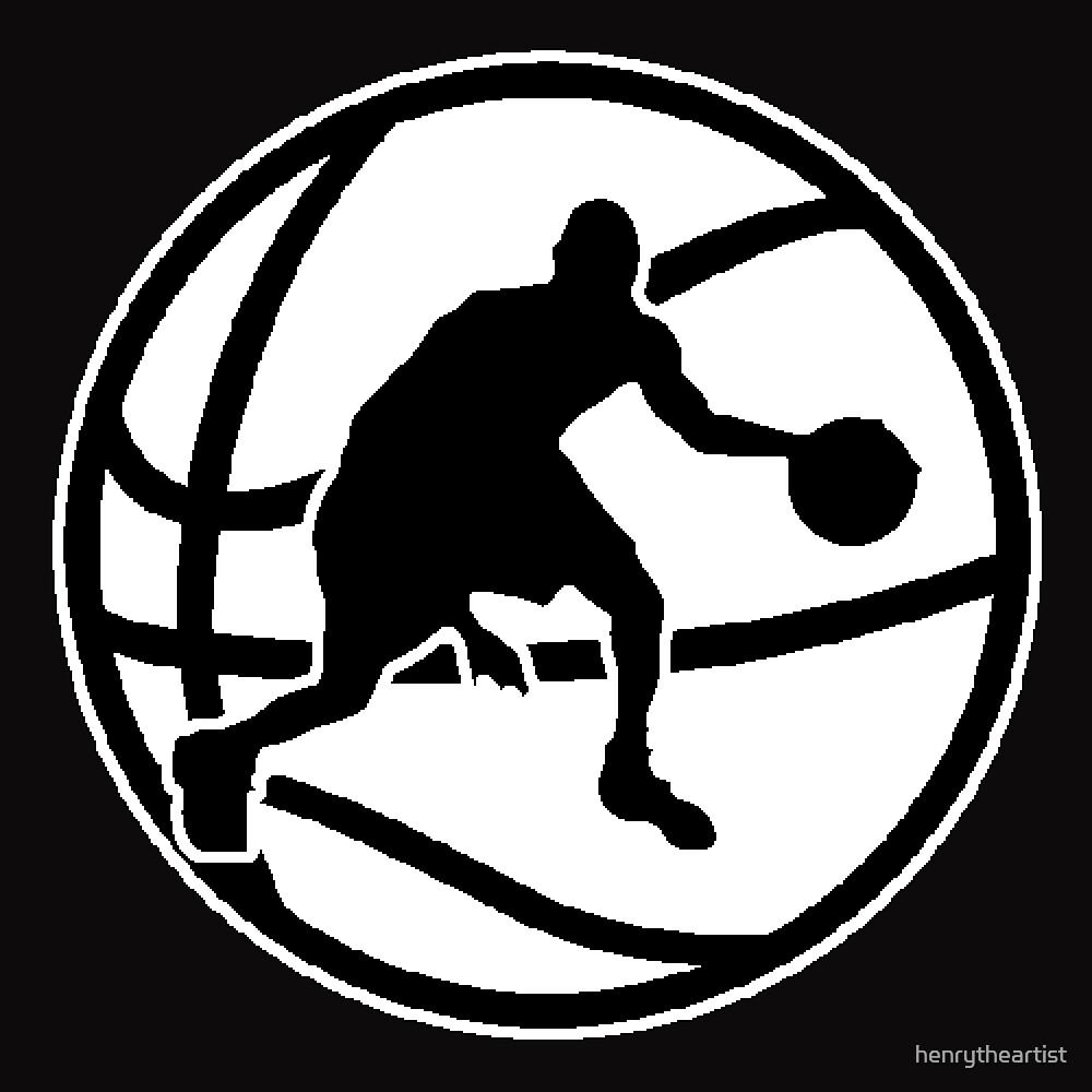 Basketball by henrytheartist