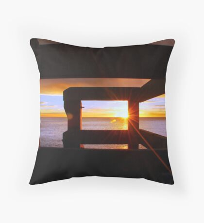 Last Light... Throw Pillow