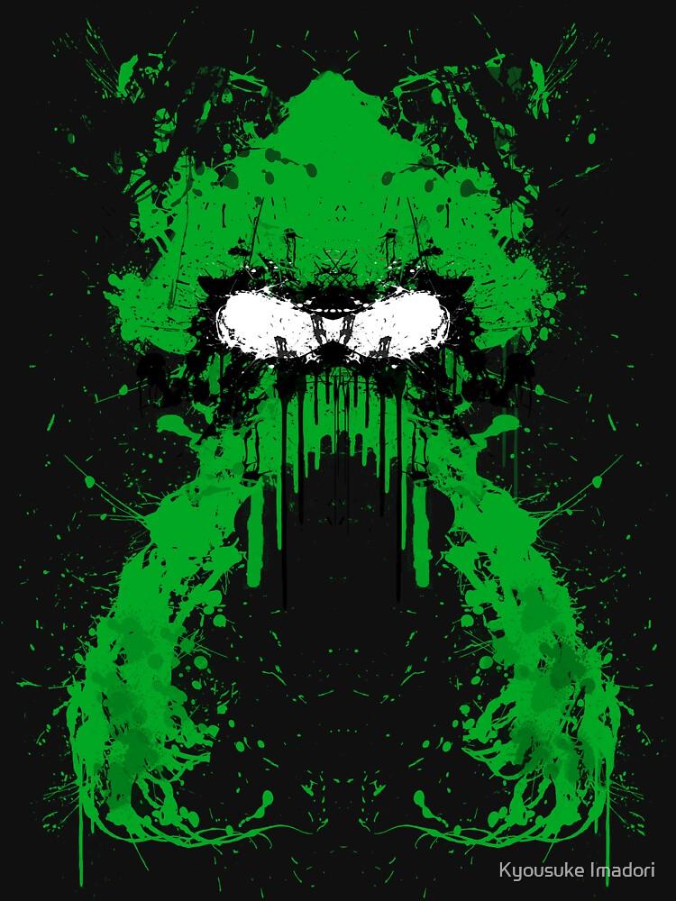 Splatoon : Team Green by Kyousuke