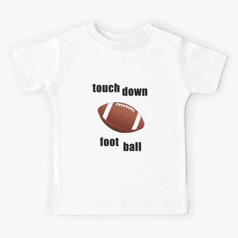 Superb Owl American Football Design Kinder T-Shirt