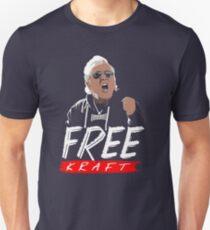 Limited Edition Free Robert Kraft, RKK, Bob Kraft, New England Patriots Owner Shirts, Mugs, Hoodies & Posters! Unisex T-Shirt