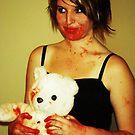 B-Grade Horror - Not without my Teddy Bear by Adam Jones