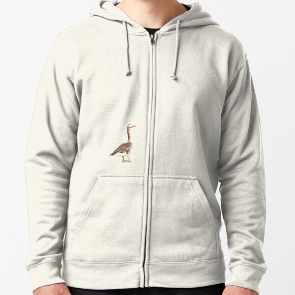 Mother Goose v1 Zipped Hoodie