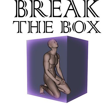 Break The Box    White by floatingspider