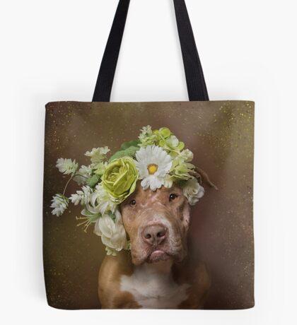 Flower Power, Princess Grace Tote Bag