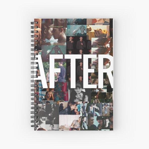 AFTER MOVIE - ANNA TODD - HESSA Spiral Notebook