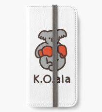 K.O.ala iPhone Wallet/Case/Skin